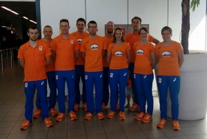 team NL paracyling Rio 2016